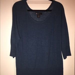 Lane Bryant 18/20 acrylic wool blend sweater